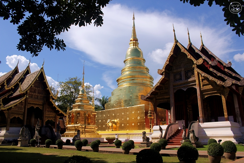 89. Chiang Mai - Temple